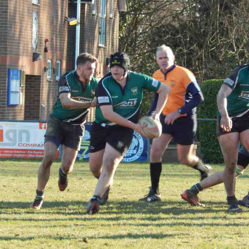 East Grinstead vs HWRFC - Colts B 25/02/2018