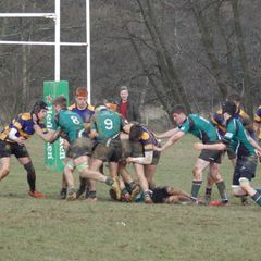 Uckfield vs HWRFC Colts (League) 11 MArch 2018