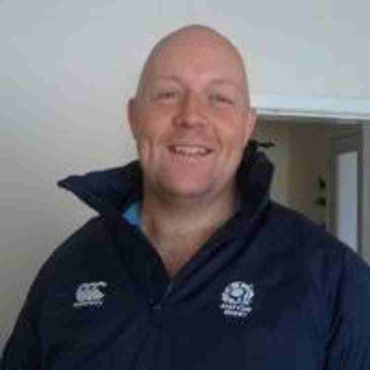 Glenrothes RFC wish former coach good luck