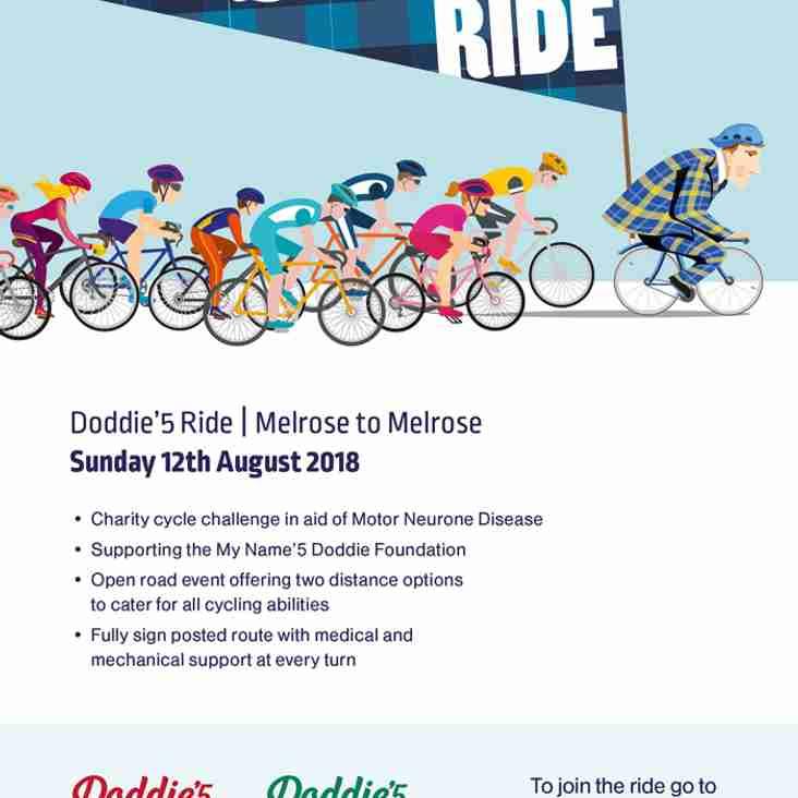 Doddie5 Ride