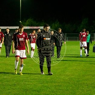 Clarets Suffer Shock Essex Cup Exit