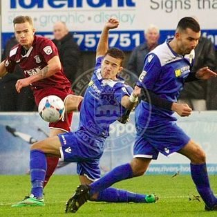 Clarets Dumped out of Trophy in Seven Goal Thriller
