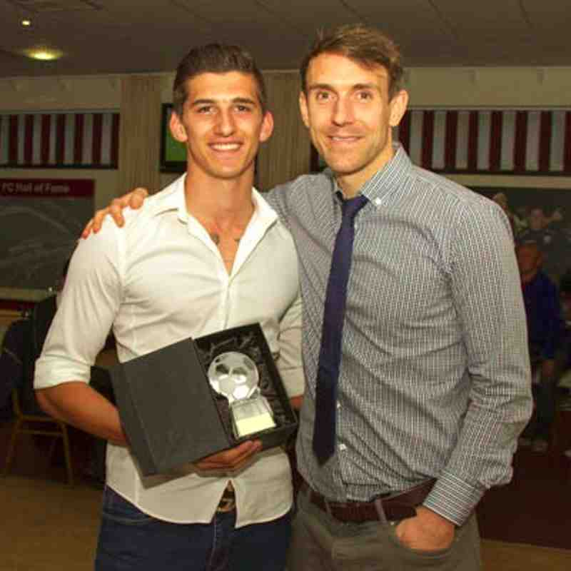Player of the Year Awards 2014-15