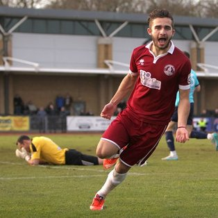Clarets Record First Win in Nine