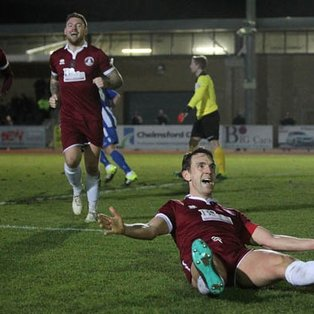 Clarets Put Four Past Local Rivals
