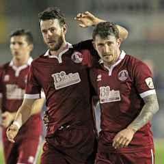 Rory McAuley Pens New Deal