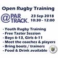 2018 Open Training Session @ Par Track
