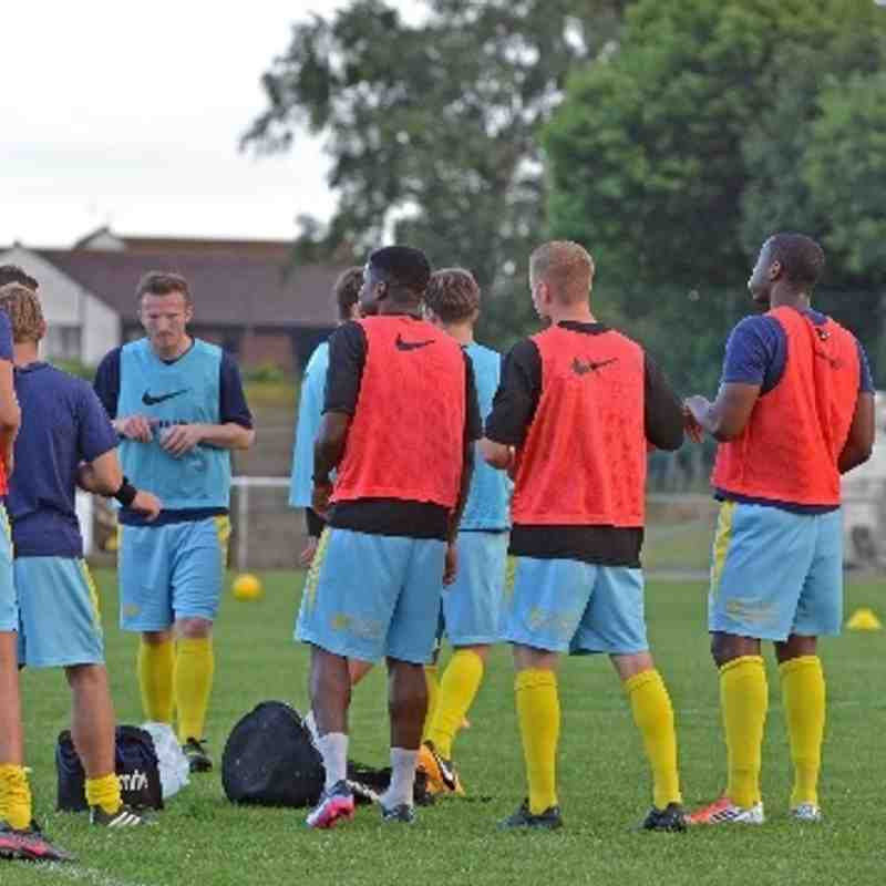 Rovers 0  Canvey Island 4 - 30/7/13