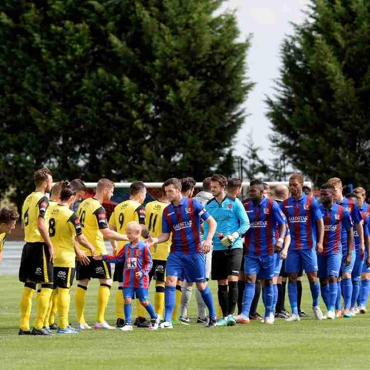 MATCH PREVIEW - Maldon & Tiptree vs Rovers