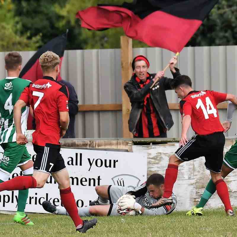 Brightlingsea Regent 2  Rovers 1 - 20th August 2016. (For full set of match pics visit https://www.flickr.com/photos/gwroversfc/albums/72157672821376765)