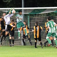 Rovers U21 2 Cheshunt U21 0 - 1st September 2016 (For full set of match pics visit https://www.flickr.com/photos/gwroversfc/albums/72157673221491096)