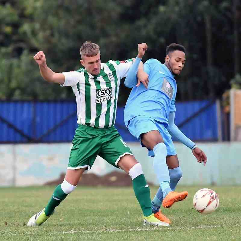 Brentwood Town 1 Rovers 2 - 17th September 2016 (For full set of match pics visit (https://www.flickr.com/photos/gwroversfc/albums/72157670719478804)