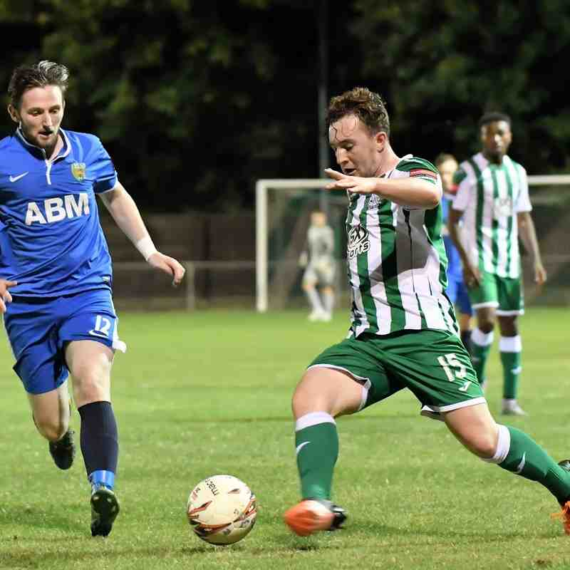 Rovers 0 VCD Athletic 1 - 27th September 2016 (For full set of match pics visit https://www.flickr.com/photos/gwroversfc/albums/72157674411500176)