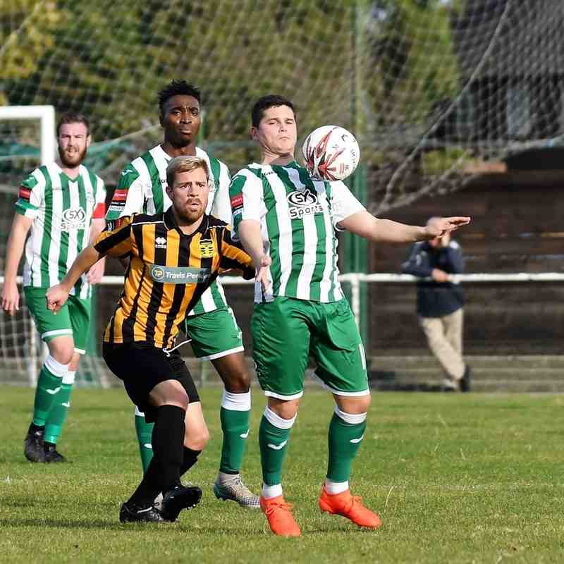 Rovers 1  Cheshunt 4 - 15th October 2016. (For full set of match pics visit https://www.flickr.com/photos/gwroversfc/albums/72157673936411562)