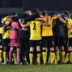Soham Town Rangers 1 Rovers 2 - 12th November 2016. (For full set of match pics visit https://www.flickr.com/photos/gwroversfc/albums/72157675033806241)