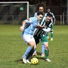 Rovers U21 1 Brentwood Town U21 4 - 8th December 2016 (For full set of match pics visit https://www.flickr.com/photos/gwroversfc/albums/72157673749387253