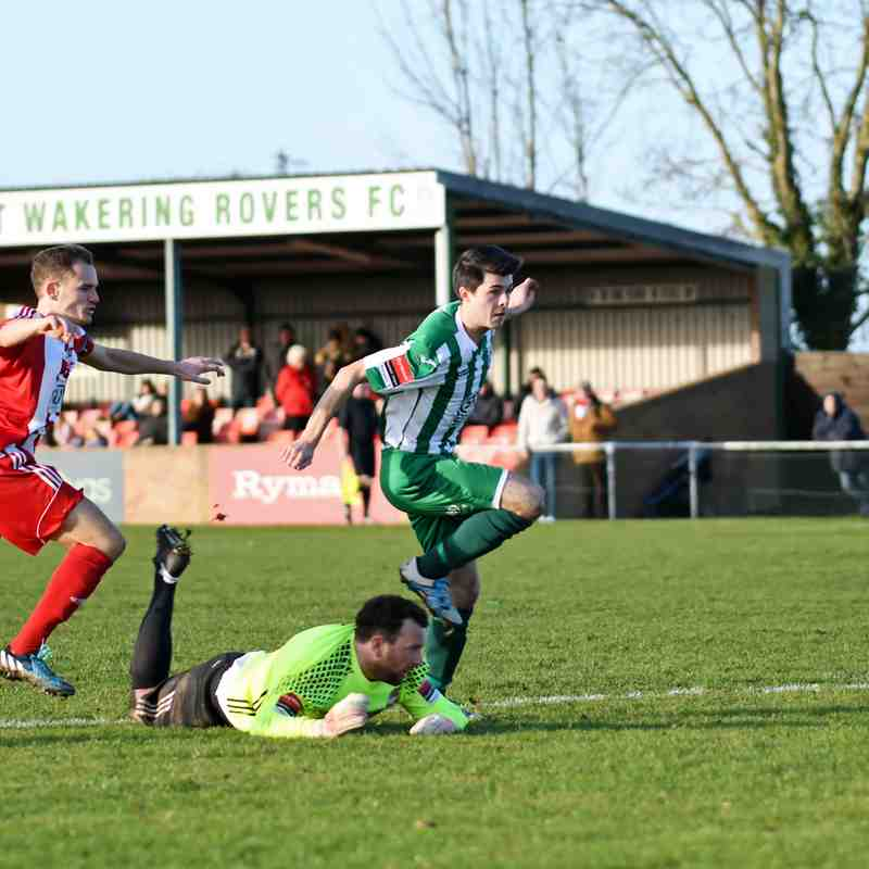 Rovers 1 Bowers & Pitsea 5 - 26th December 2016. (For full set of match pics visit https://www.flickr.com/photos/gwroversfc/albums/72157674594968753)