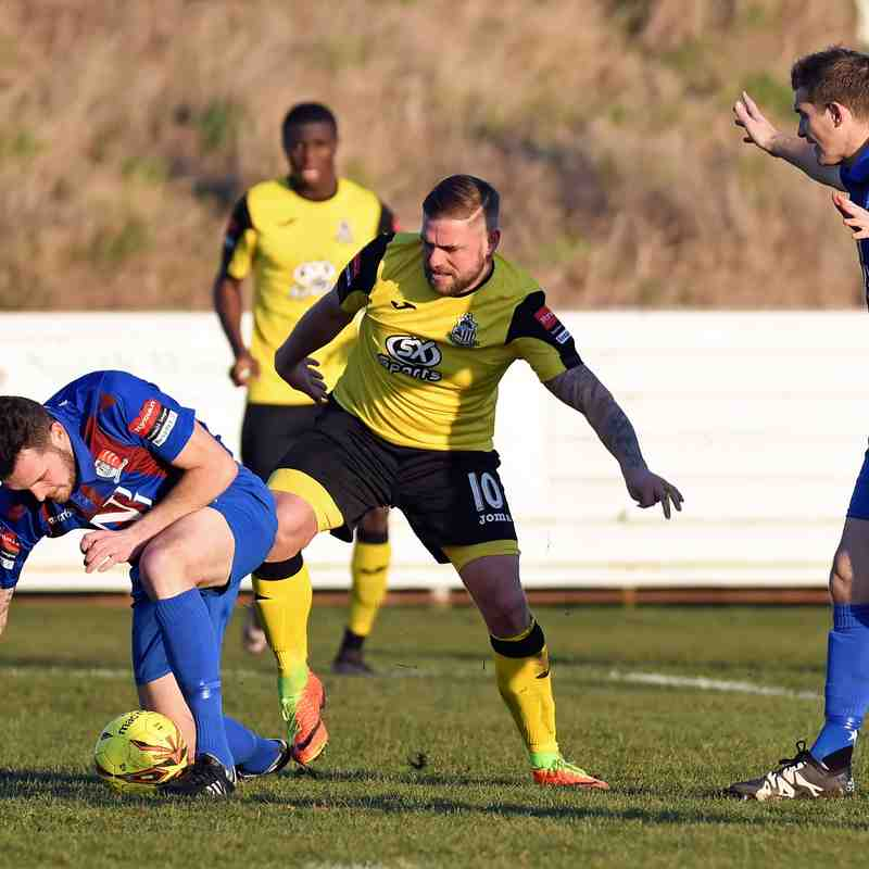Maldon & Tiptree 2 Rovers 0 - 21st January 2017 (For full set of match pics visit https://www.flickr.com/photos/gwroversfc/albums/72157677432612572)