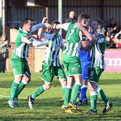 Rovers 3  Waltham Abbey 3 - 25th March 2017. (For full set of match pics visit https://www.flickr.com/photos/gwroversfc/albums/72157679457078452)