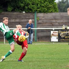 Rovers 0  Bowers & Pitsea 2. Pre-Season Friendly. 15th July 2017. (For full set of match pics visit https://www.flickr.com/photos/gwroversfc/albums/72157686384163635)