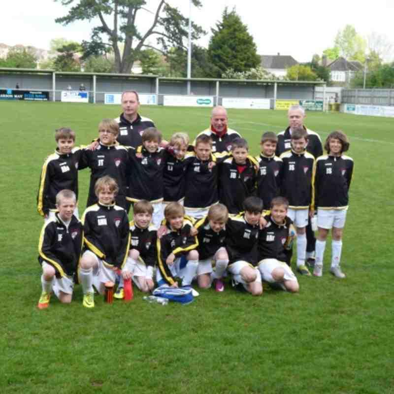 U12 Squad - 2012/2013