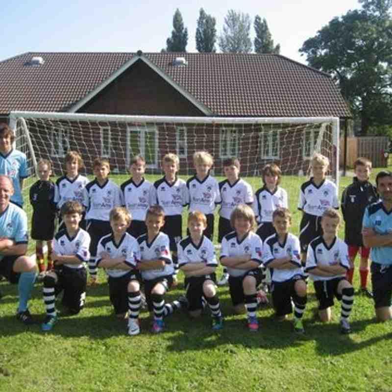U10 (2012-13) Badgers