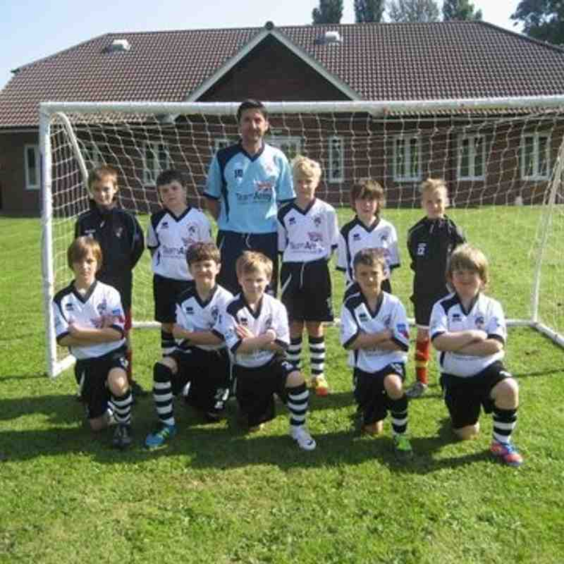 U10 (2012-13) Wizards