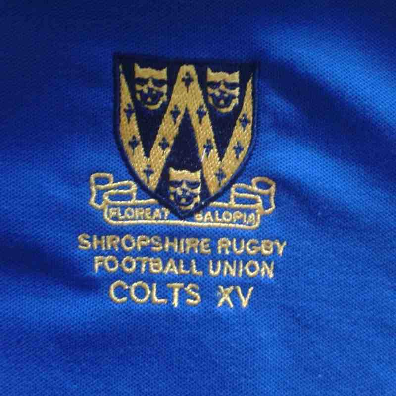 Five Hornet Colts selected for Shropshire Colts Team