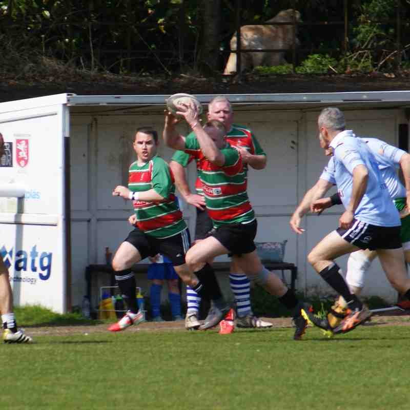 21/4/2018 wire masters v crossfield masters