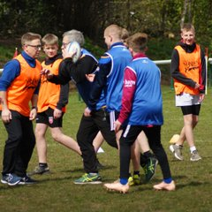 Walking Rugby Launch