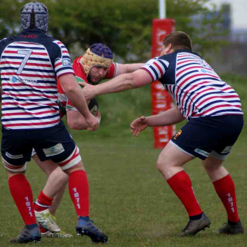 13/04/2019 Warrington 2nd V Birkenhead Park 2nd