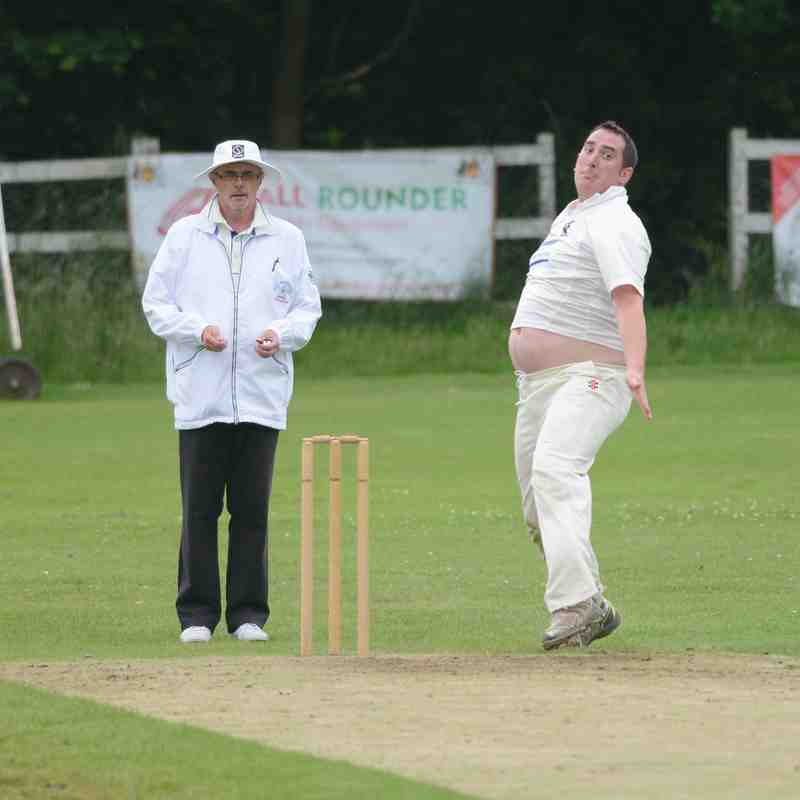 "Oulton ""A"" v Rodley ""A"" - 18th June 2016"