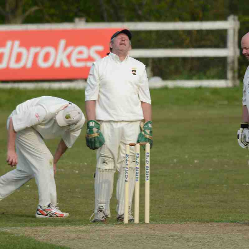 "Oulton ""A"" v Liversedge ""A"" - 7th May 2016"