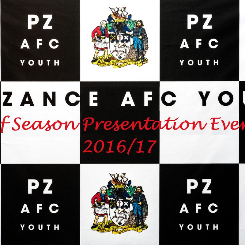 Penzance AFC Youth Presentation Evening