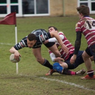 Men of Thame secure victory at the death
