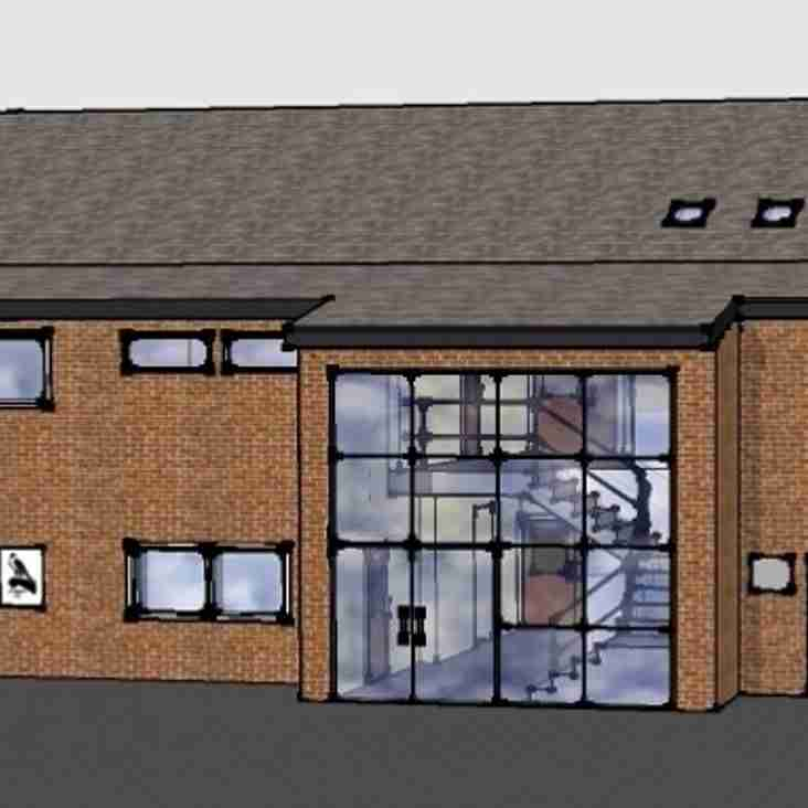 Chinnor RFC clubhouse extension