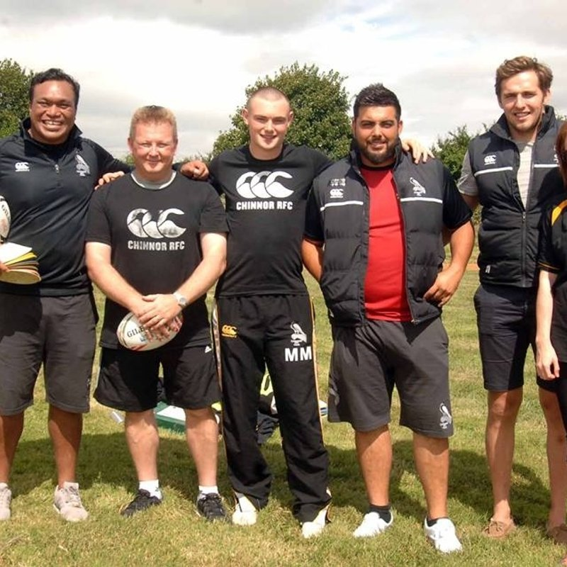 Volunteers needed for rugby workshop