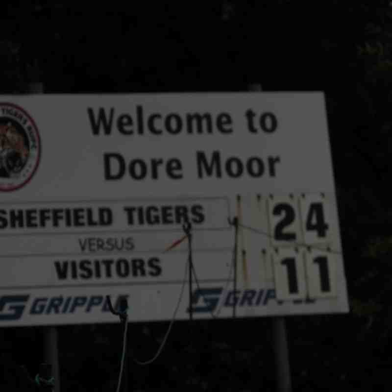 Sheffield Tigers v Stourbridge 08.09.18