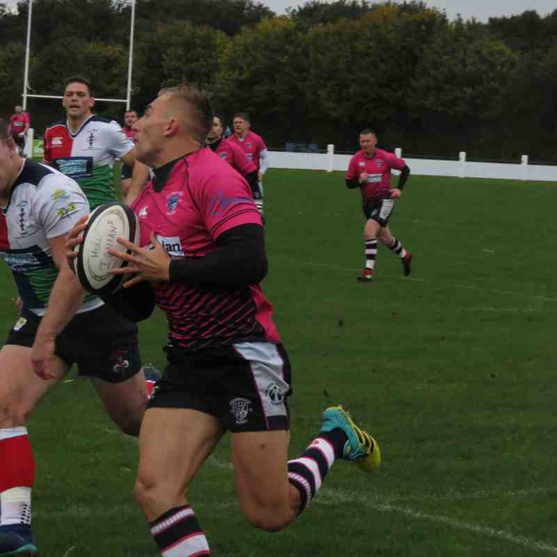 Hull Ionians v Stourbridge 6th Oct 2018