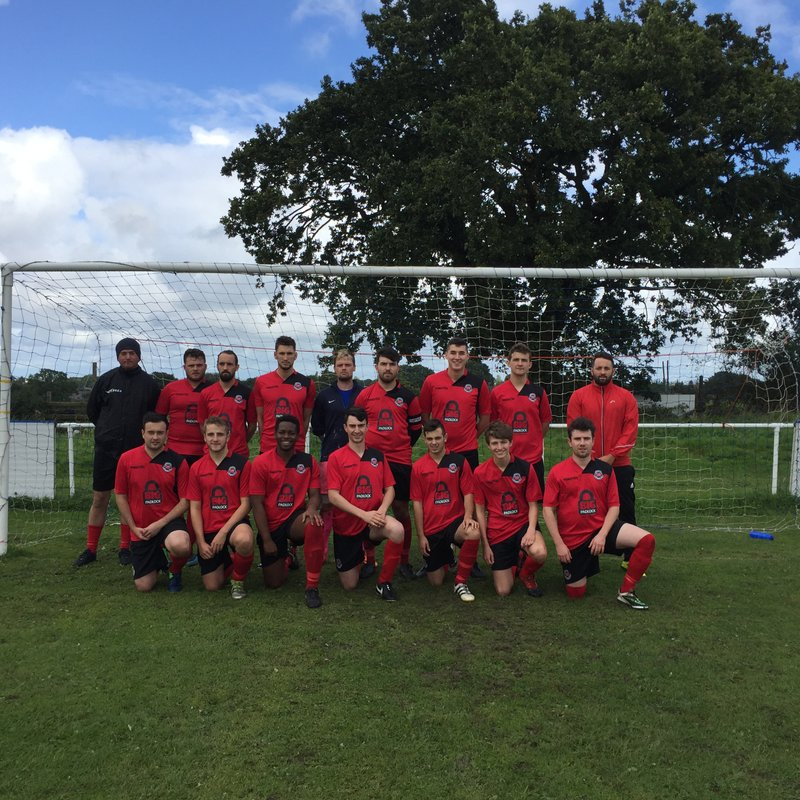 1st Team lose to Maesgwyn 1 - 3