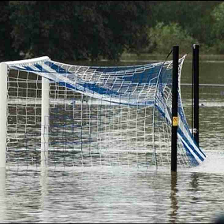 MATCH OFF AT HORNDEAN AGAIN!