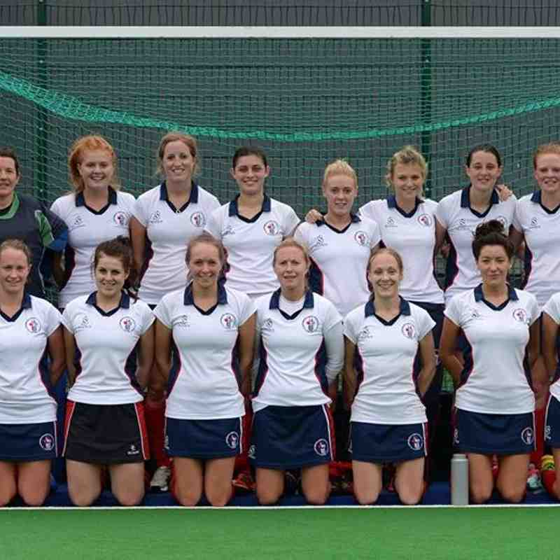 Ladies 1stXI vs Loughborough Uni 20-9-2014 © Andy Smith Photography