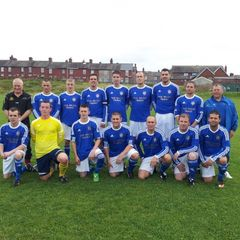 Vickerstown CCFC Reserves.
