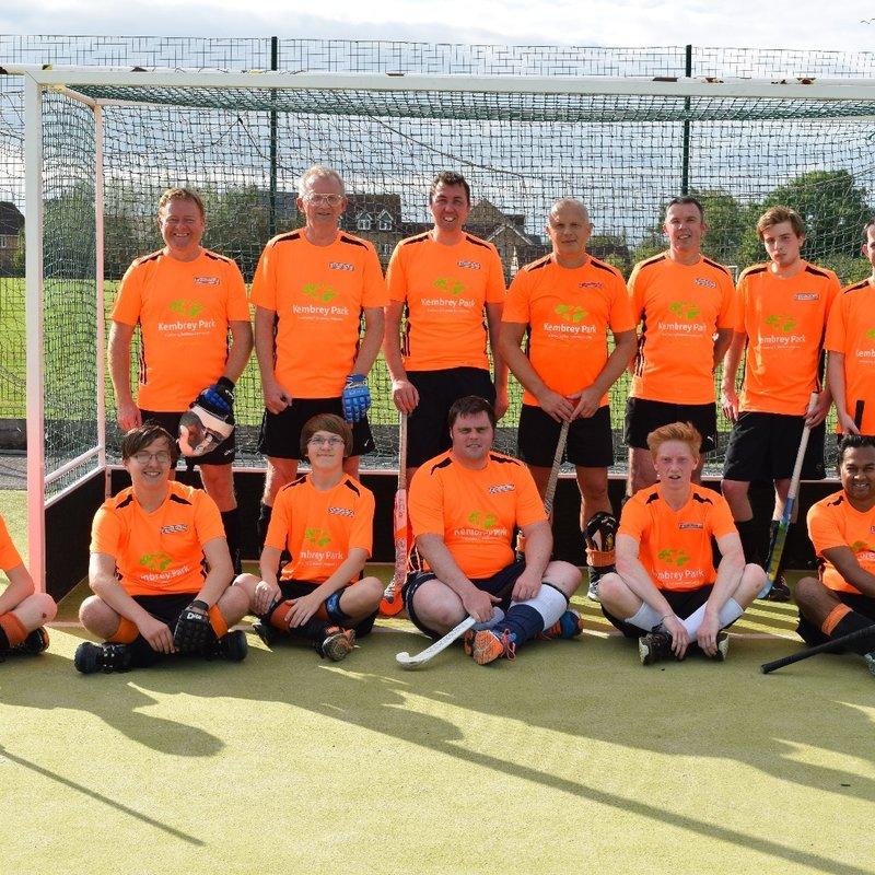 Men's 3rd X1 beat Bristol UWE A 2 - 3