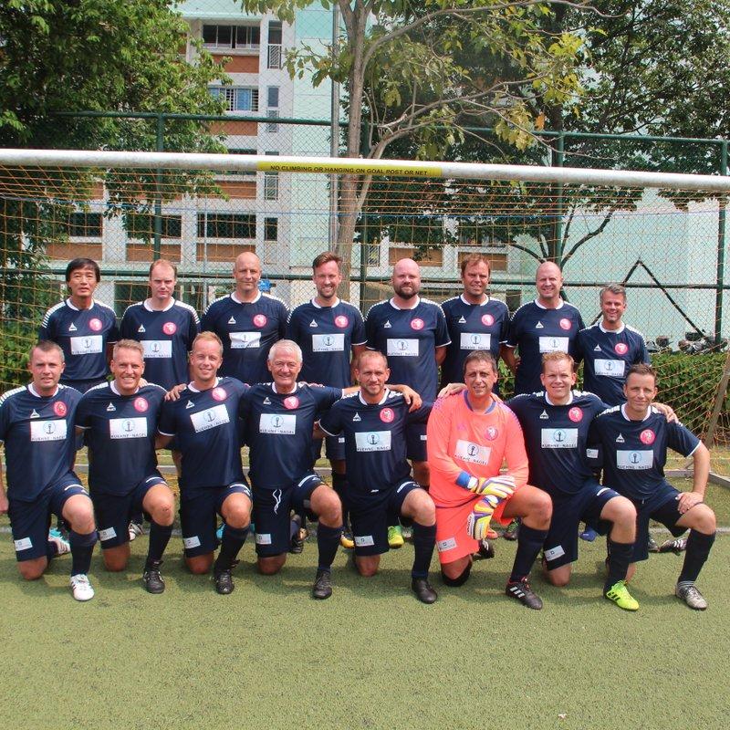 Italia 82 FC vs. Singapore Vikings FC