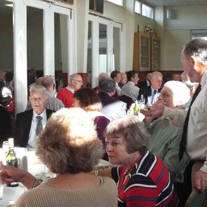 Priates Lunch - 1st November 2014