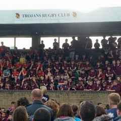 Trojans Rugby 50 Club - Winners.
