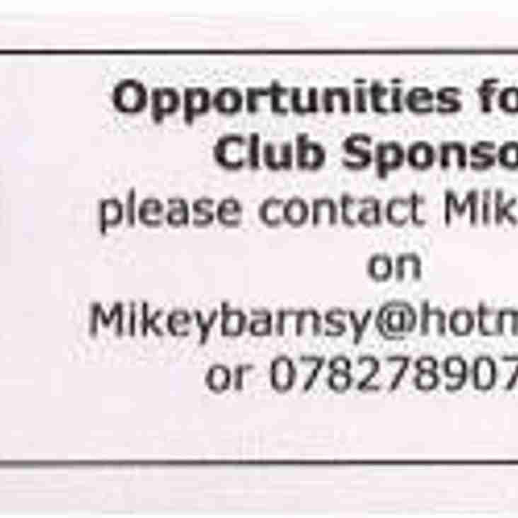 Trojans Looking for New Sponsors.