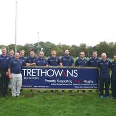 Trojans 1st XV in Hampshire Bowl Final 1st May
