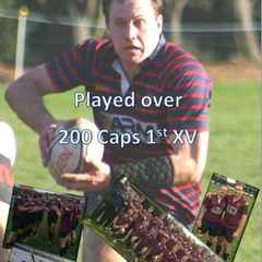 Congratulations Chris Boyd on over 200 1st XV games